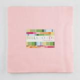 Bella Solids | Moda Fabrics | Sisters Pink | Junior Layer Cake