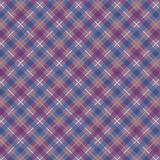 Iona | Lewis and Irene | A480.3 | Tartan Purple / Blue