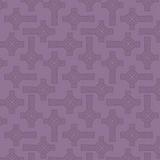 Iona | Lewis and Irene | A481.2 | Celtic Crosses Purple (Copper Metallic)