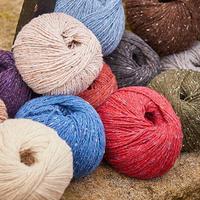 Sirdar Haworth Tweed DK Knitting Yarn, 50g balls | Various Shades - Main Image