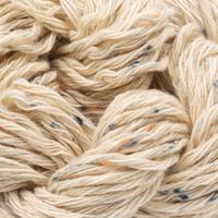 Gossypium Cotton Tweed  DK Knitting Yarn by Erika Knight - 02 Eggshell