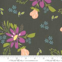Balboa | Sherri & Chelsi | 37590-20 Charcoal Large Florals
