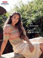 Essaouira Pullover Knitting Pattern | Adriafil Bon Ton 4 Ply | Free Downloadable Pattern