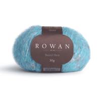 Rowan Tweed Haze Chunky Knitting Yarn, 50g Balls 551 Clear Blue