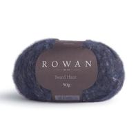 Rowan Tweed Haze Chunky Knitting Yarn, 50g Balls 553 Midnight