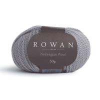 Rowan Selects Norwegian Wool Colour | 16 Frost grey