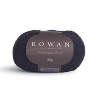 Rowan Selects Norwegian Wool Colour | 19 Peat
