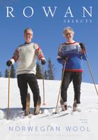 Rowan Selects Norwegian Wool with Arne & Carlos   Book One