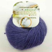 Adriafil Carezza Angora Knitting Yarn, 25g Balls | 90 Purple