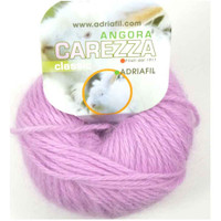 Adriafil Carezza Angora Knitting Yarn, 25g Balls | 94 Tea Rose