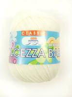 Adriafil Dolcezza Baby 3 Ply Yarn - White 01