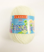 Adriafil Dolcezza Baby 3 Ply Yarn - Cream 11