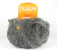 Adriafil Olimpo Yarn - Anthracite 47 (Ball)