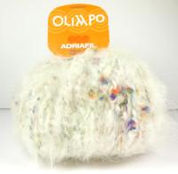 Adriafil Olimpo Yarn - Snow Cloud 40 (Ball)