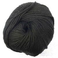 Adriafil Regina DK 100% Merino Wool Yarn, 50g | Various Colours - 01 Black