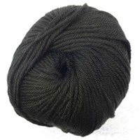 Adriafil Regina DK 100% Merino Wool Yarn, 50g | Various Colours - 01 Black