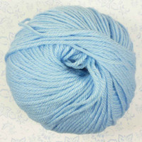 Adriafil Regina DK 100% Merino Wool Yarn, 50g | Various Colours - 09 Baby Blue