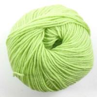 Adriafil Regina DK 100% Merino Wool Yarn, 50g   Various Colours - 40 Spring Green
