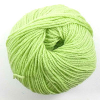 Adriafil Regina DK 100% Merino Wool Yarn, 50g | Various Colours - 40 Spring Green