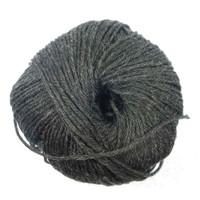 Adriafil Regina DK 100% Merino Wool Yarn, 50g   Various Colours -84 Marled Anthracite Grey