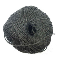 Adriafil Regina DK 100% Merino Wool Yarn, 50g | Various Colours -84 Marled Anthracite Grey