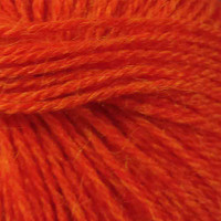 Adriafil Sierra Andina Alpaca Knitting Yarn | 37 Mélange Orange