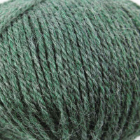 Adriafil Sierra Andina Alpaca Knitting Yarn | 15 Heather Green