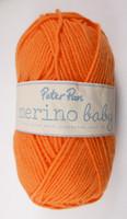 Peter Pan Merino Baby Dk - Tangerine