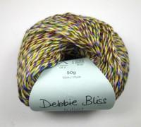 Debbie Bliss Juliet 4 Ply Yarn Knitting Yarn, 50g Balls | 06 Violet Ball