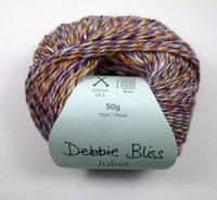 Debbie Bliss Juliet 4 Ply Yarn Knitting Yarn, 50g Balls | 05 Marigold Ball
