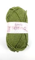 Wendy Merino DK Knitting Yarn - 50g balls - Apple Green