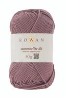 Rowan Summerlite DK Knitting Yarn, 50g Balls | 451 Mocha