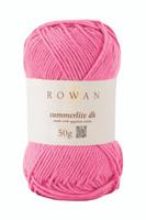 Rowan Summerlite DK Knitting Yarn, 50g Balls | 455 Fuchsia