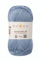 Rowan Summerlite DK Knitting Yarn, 50g Balls | 469 Fav. Denims