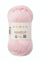 Rowan Summerlite DK Knitting Yarn, 50g Balls | 472 Powder