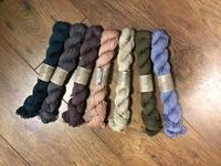 Erika Knight Studio Linen DK Yarn, 50g hanks | Various Colours