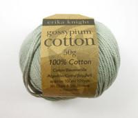 Erika Knight Gossypium Cotton DK Knitting Yarn - Shade 501 Sea Fret