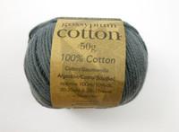 Erika Knight Gossypium Cotton DK Knitting Yarn - Shade 502 Mouse