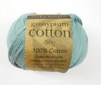 Erika Knight Gossypium Cotton DK Knitting Yarn - Shade 504 Iced Gem