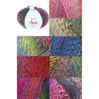 Sirdar Aura Chunky Knitting Yarn, 100g | Various Shades | Main