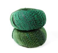 Debbie Bliss Luxury Sock Yarn - A pile of Benicassim 09