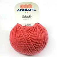 Setasilk DK Summer yarn | Adriafil  - 67 Coral