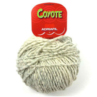 Adriafil Coyote Knitting Yarn | Shaded Grey 40