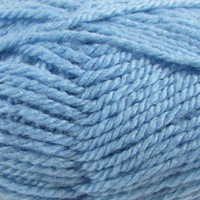 WYS Blue Faced Leicester Aran 50g | Various Shades - Bluebell
