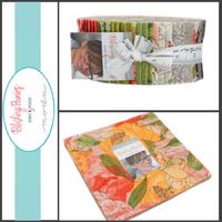 Blushing Peonies | Robin Pickens | Moda Fabrics - Main image