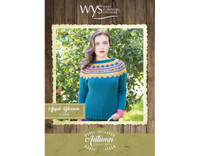 Apple Blossom Jumper Pattern | WYS Bluefaced Leicester Aran