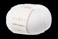 Rowan Cotton Cashmere DK Knitting Yarn, 50g Donuts | Various Shades  - 210 Paper
