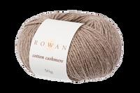 Rowan Cotton Cashmere DK Knitting Yarn, 50g Donuts | Various Shades  -  212 Seed