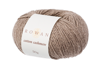 Rowan Cotton Cashmere DK Knitting Yarn, 50g Donuts | Various Shades  -  212 Seed