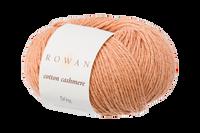 Rowan Cotton Cashmere DK Knitting Yarn, 50g Donuts   Various Shades  - 213 Golden Dunes
